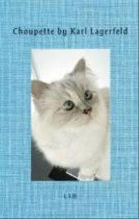 CHOUPETTE BY KARL LAGERFELD /ANGLAIS