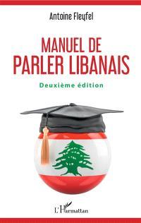 Manuel de parler libanais