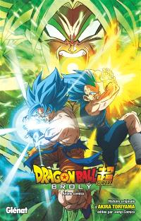 Dragon ball super, Broly