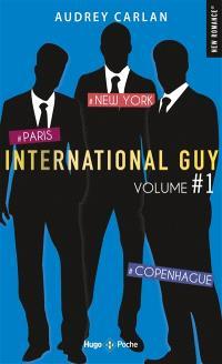 International Guy. Volume 1, Tomes 1 à 3
