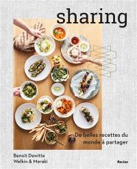 Sharing : de belles recettes du monde à partager