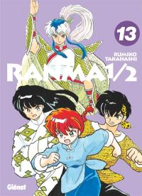 Ranma 1-2 : édition originale. Volume 13