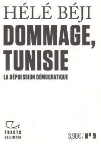 Dommage, Tunisie : la dépression démocratique