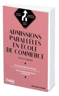 Admissions parallèles en école de commerce