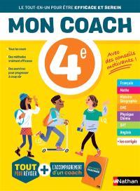 Mon coach 4e : le tout-en-un pour être efficace et serein