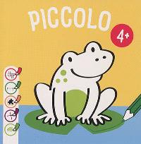 Piccolo : la grenouille, 4+