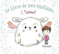Le livre de mes émotions, L'amour