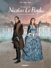 Les enquêtes de Nicolas Le Floch. Volume 2, L'homme au ventre de plomb