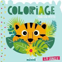 La jungle : coloriage pour les petits
