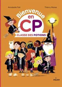 Bienvenue en CP, Classe des potions