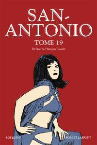 San-Antonio. Volume 19