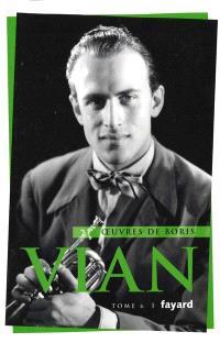 Oeuvres de Boris Vian. Volume 6, Chroniques de Jazz hot