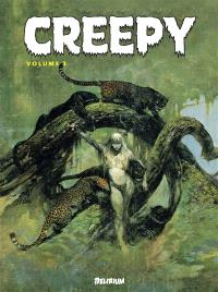 Creepy : anthologie. Volume 3