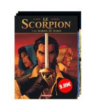 Le Scorpion : pack tomes 1 à 3