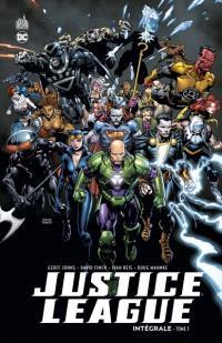 Justice league : intégrale. Volume 3