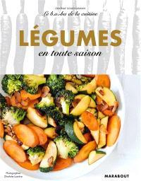 Légumes en toute saison
