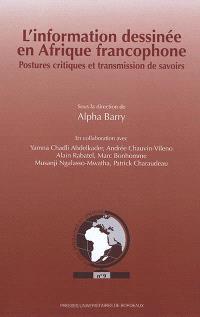 L'information dessinée en Afrique francophone : postures critiques et transmission de savoirs