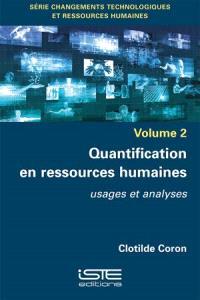 Quantification en ressources humaines : usages et analyses
