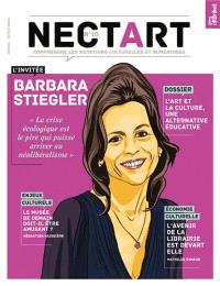 Nectart : culture, société, idées, numérique. n° 10, L'art et la culture, une alternative éducative