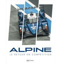 Alpine : le retour en compétition