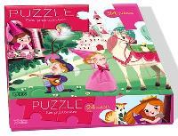 Les princesses : puzzle