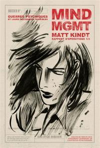 Mind MGMT : rapport d'opérations. Volume 1, Guerres psychiques et leurs influences invisibles