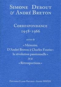 Correspondance, 1958-1966