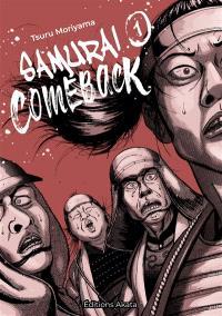 Samurai comeback. Volume 1