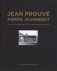 Jean Prouvé, Pierre Jeanneret. Volume 14, Pavillon démontable SCAL = SCAL demountable pavilion