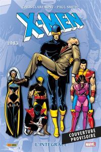 X-Men : l'intégrale, 1983