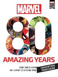 Marvel : 80 ans