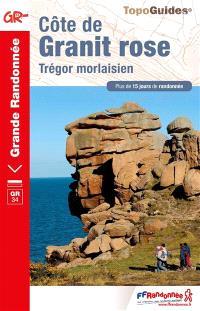 Côte de Granit rose : Trégor morlaisien, GR34 : plus de 15 jours de randonnée