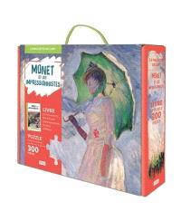 Monet et les impressionnistes : Femme à l'ombrelle