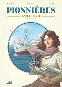 Pionnières, Anita Conti : océanographe