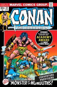 Conan le barbare : l'intégrale, 1972-1973