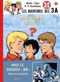 Les aventures des 3A. Volume 9, Les 3A mènent l'enquête