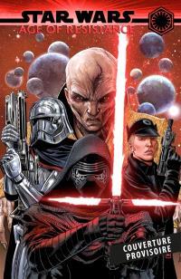 Star Wars : l'ère de la résistance, Les vilains