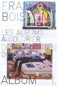 Les albums à colorier des beaux-arts de Paris. Volume 1, François Boisrond
