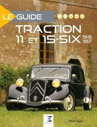 Traction 11 et 15-Six : 1945-1957