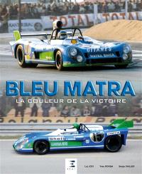 Bleu Matra : la couleur de la victoire