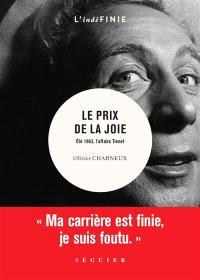 Le prix de la joie : été 1963, l'affaire Charles Trenet