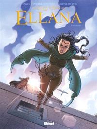 La quête d'Ewilan, Ellana. Volume 5, Chutes