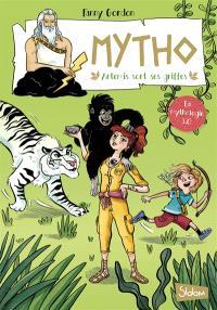 Mytho. Volume 4, Artémis sort ses griffes