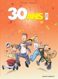 30 ans en BD !