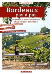 Bordeaux pas à pas