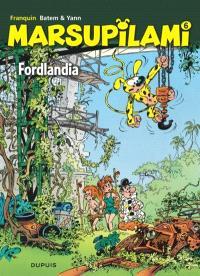 Marsupilami. Volume 6, Fordlandia (48 h BD 2020)