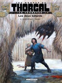 Les mondes de Thorgal, La jeunesse de Thorgal. Volume 8, Les deux bâtards
