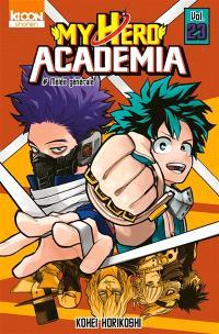 My hero academia. Volume 23