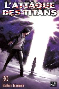 L'attaque des titans. Volume 30