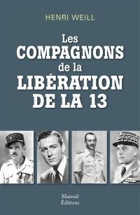 Les compagnons de la Libération de la 13e DBLE